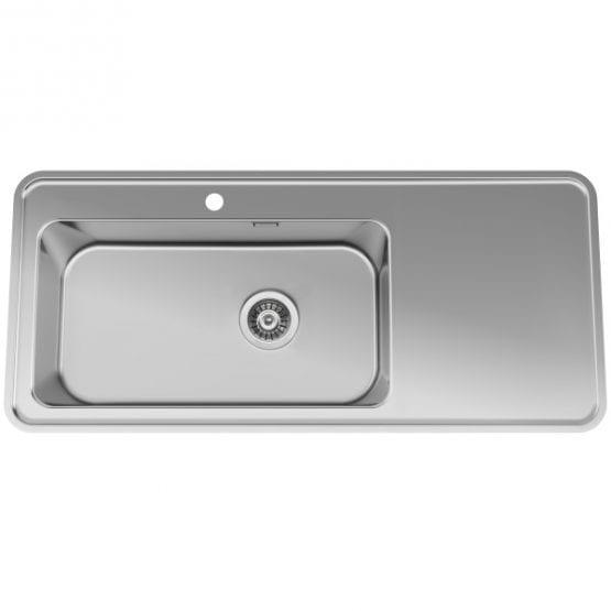 Intra Diskbänk Eligo manuell EL114SXF-M Nedfällnad