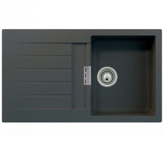 Intra Diskbänk Granite PRID100-O Nedfällnad