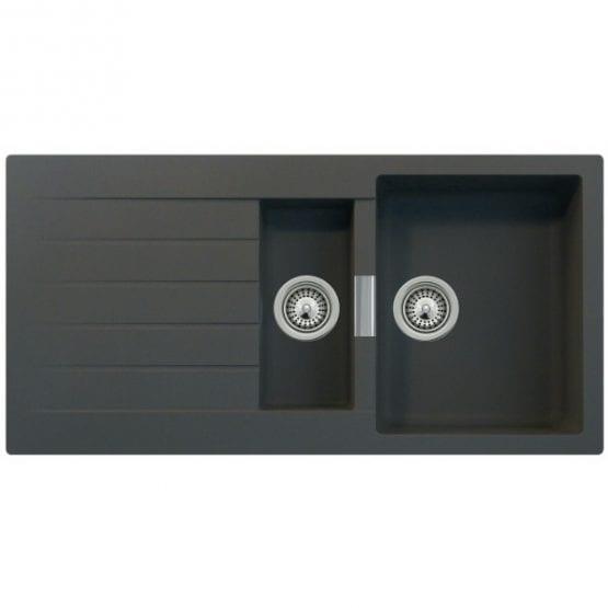 Intra Diskbänk Granite PRID150-O Nedfällnad