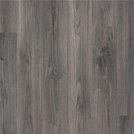 Pergo Laminatgolv Living Expression Mörkgrå Ek Classic Plank 4v 1-stav