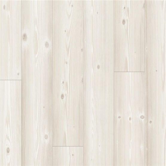 Pergo Laminatgolv Original Excellence Borstad Vit Furu Modern Plank 4v 1-stav