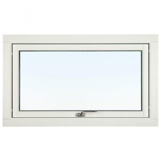 SP Fönster Balans Överkantshängt Aluminiumbeklädda 1-luft 3-glas