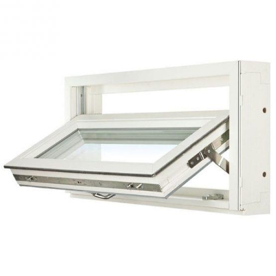 SP Fönster Balans Topturn Aluminiumbeklädda 1-luft 3-glas
