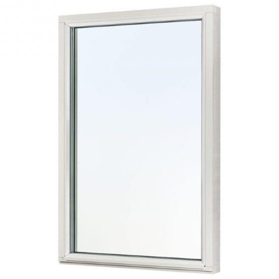 SP Fönster Stabil Karmfast Trä 1-luft 3-glas