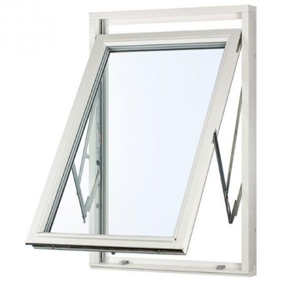 SP Fönster Stabil Vrid Trä 1-luft 3-glas